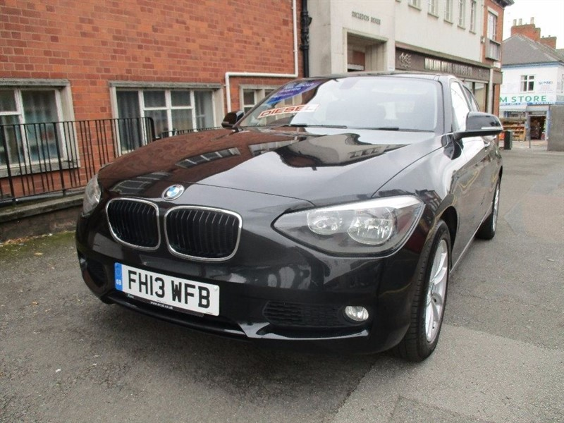 used BMW 120d SE in leicester