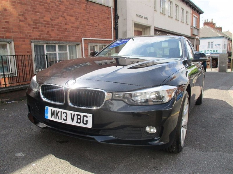 used BMW 320d SE in leicester