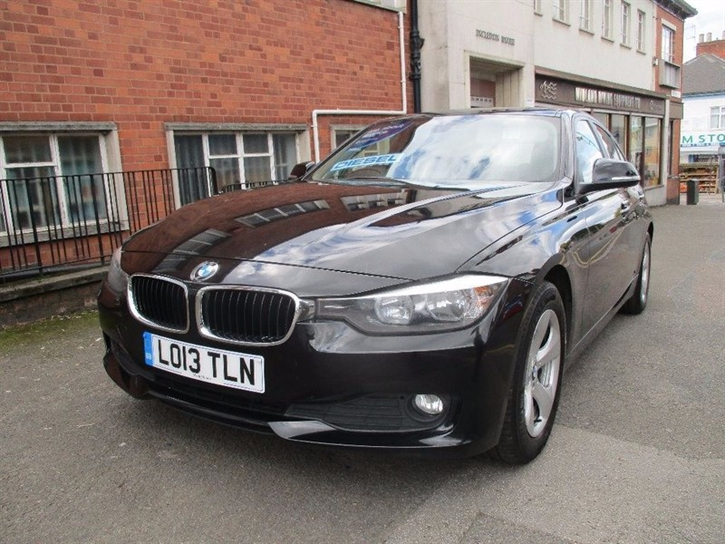 used BMW 320d EFFICIENTDYNAMICS in leicester