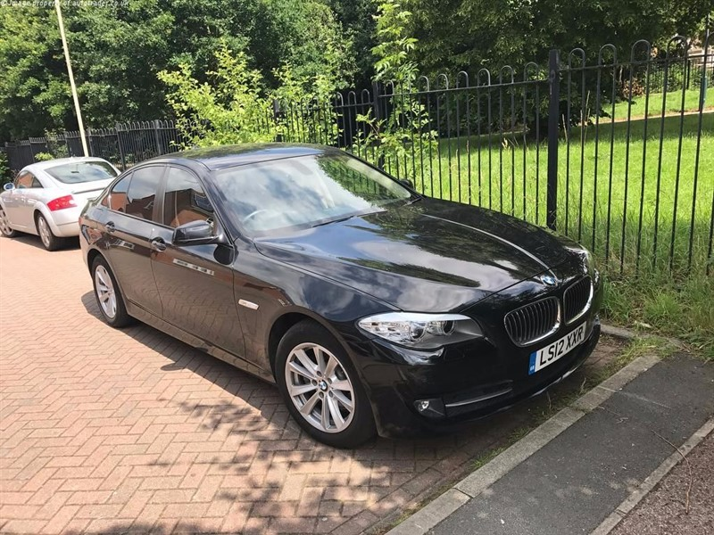 used BMW 520d EFFICIENTDYNAMICS in leicester
