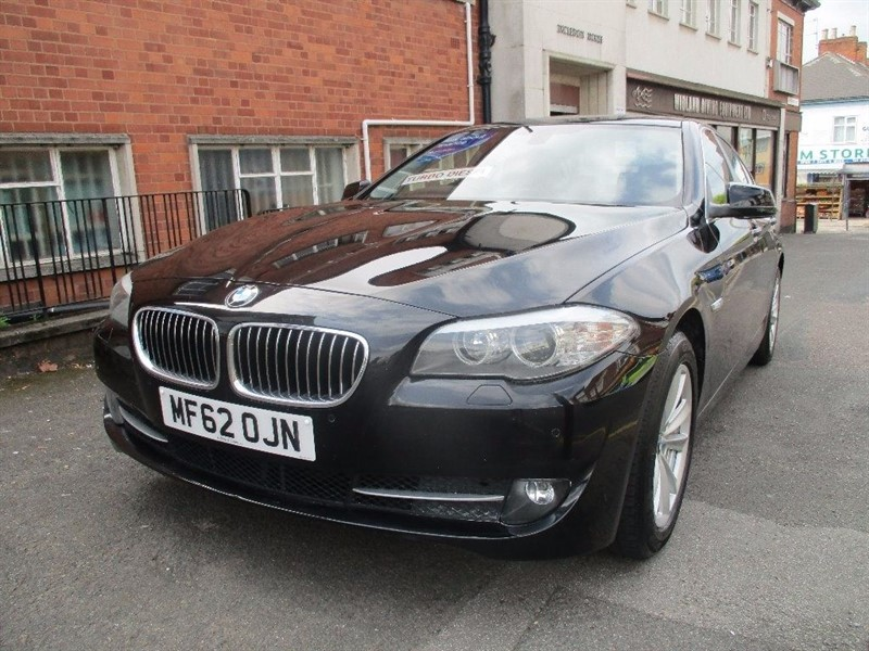 used BMW 520d SE in leicester