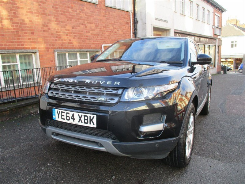 used Land Rover Range Rover Evoque SD4 PURE TECH in leicester