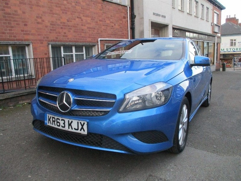 used Mercedes A180 CDI BLUEEFFICIENCY SE in leicester