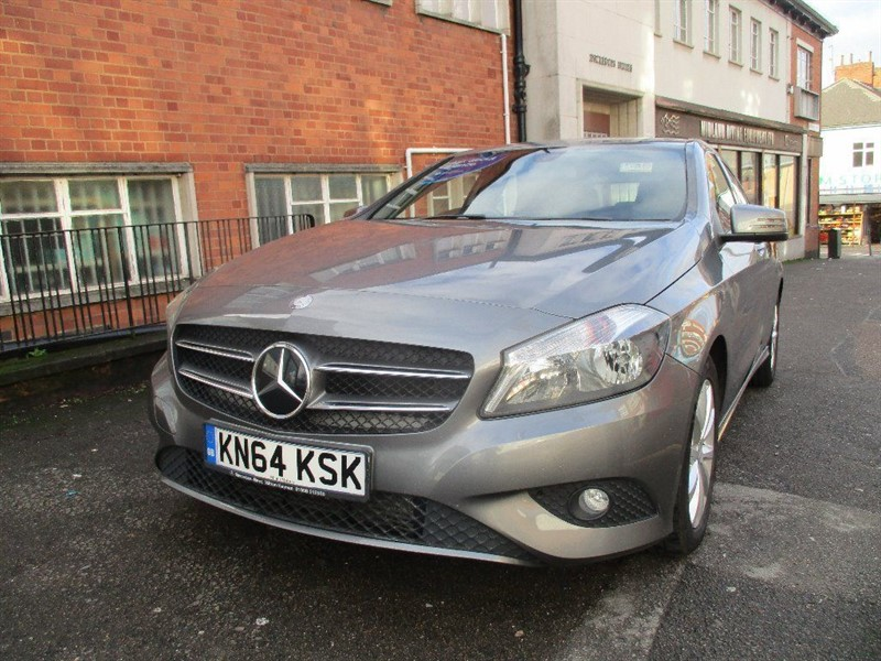 used Mercedes A180 CDI ECO SE in leicester