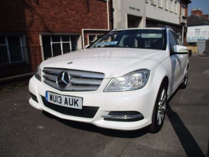 used Mercedes C220 CDI BLUEEFFICIENCY EXECUTIVE SE in leicester