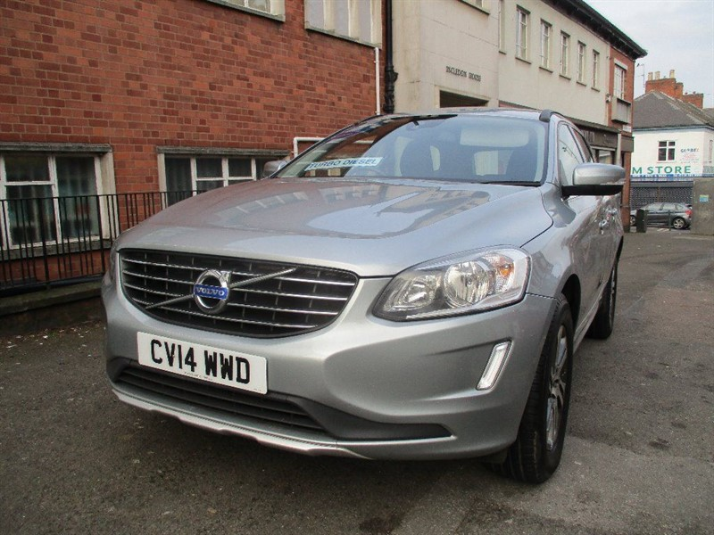 used Volvo XC60 D4 SE in leicester