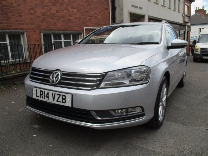 used VW Passat EXECUTIVE TDI BLUEMOTION TECHNOLOGY in leicester