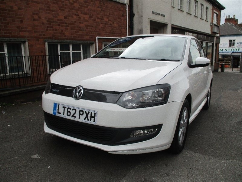 used VW Polo BLUEMOTION TDI in leicester