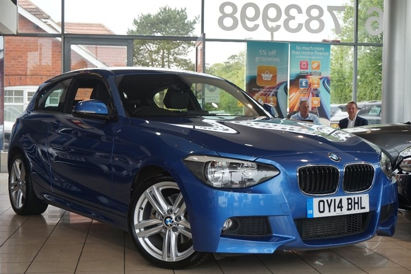 used BMW 125i 1 Series M Sport Sports Hatch (s/s) 3dr in basingstoke-hampshire