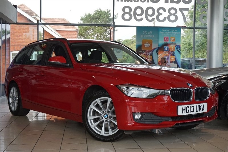 used BMW 320d 3 Series BluePerformance SE Touring (s/s) 5dr in basingstoke-hampshire