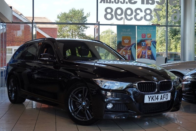 used BMW 320d 3 Series M Sport Touring (s/s) 5dr in basingstoke-hampshire