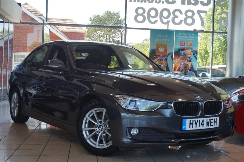 used BMW 320d 3 Series EfficientDynamics Business Edition (s/s) 4dr in basingstoke-hampshire