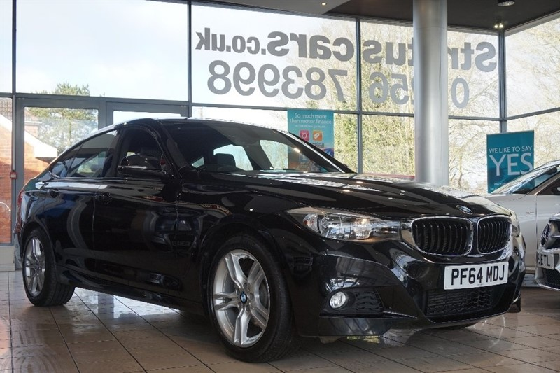 used BMW 330d 3 Series Gran Turismo M Sport GT Auto xDrive (s/s) 5dr in basingstoke-hampshire