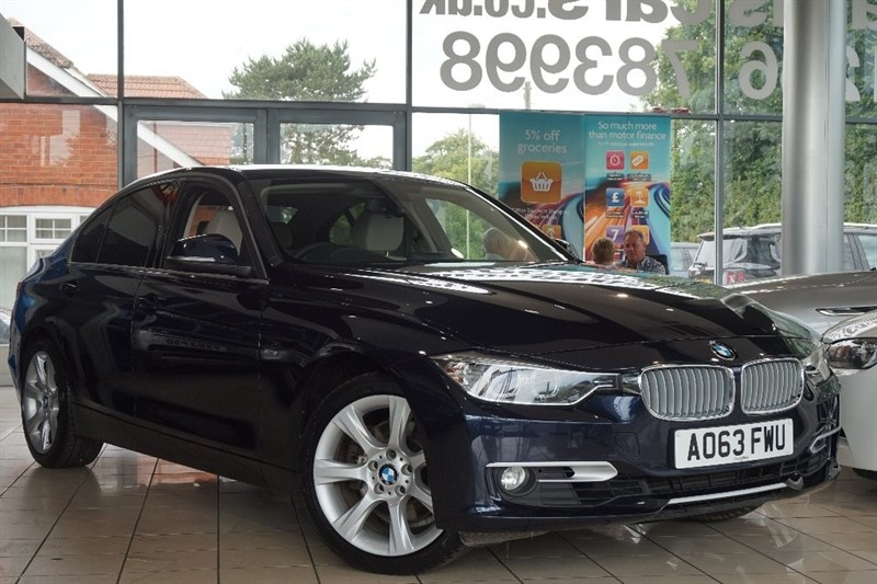 used BMW 330d 3 Series BluePerformance Modern Sport Auto (s/s) 4dr in basingstoke-hampshire