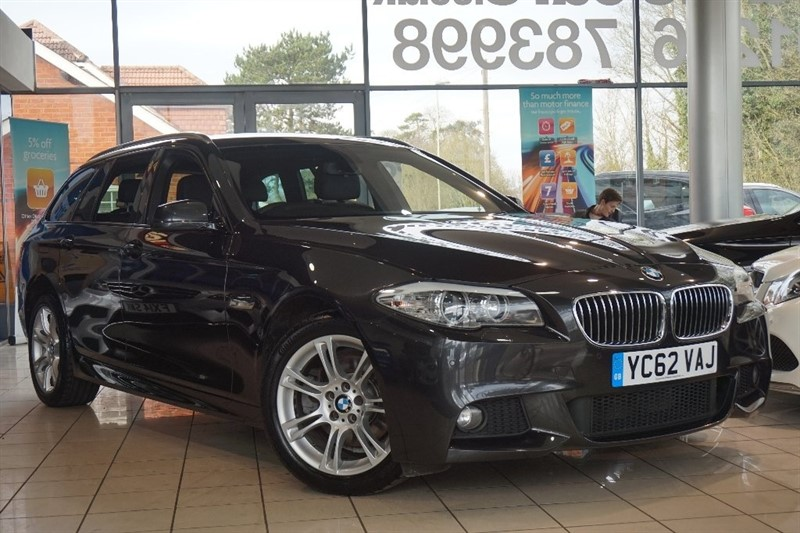used BMW 520d 5 Series M Sport Touring 5dr in basingstoke-hampshire