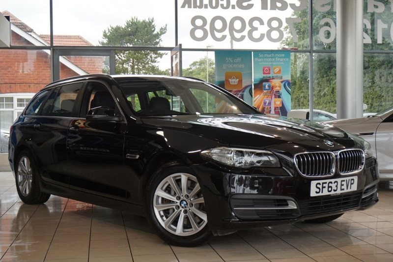 used BMW 530d 5 Series SE Touring 5dr in basingstoke-hampshire