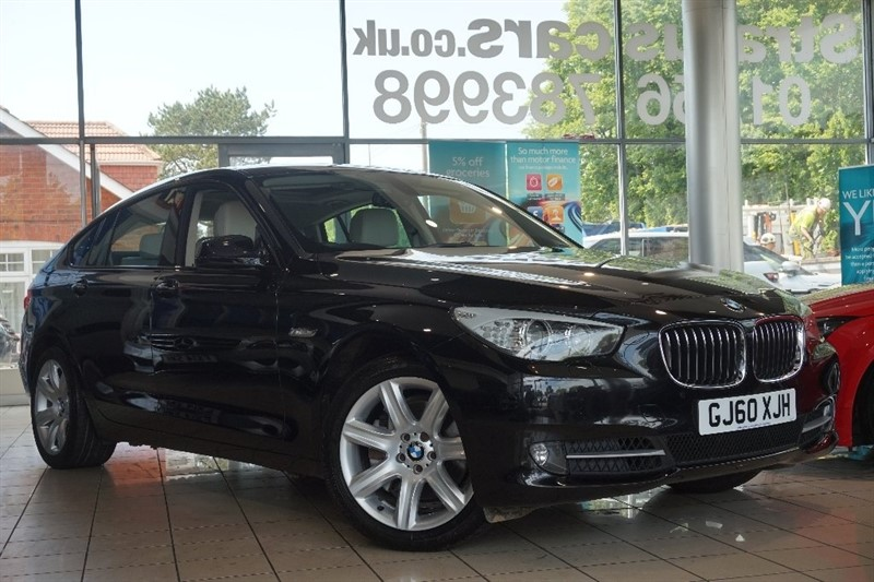 used BMW 530d 5 Series Gran Turismo SE GT 5dr in basingstoke-hampshire