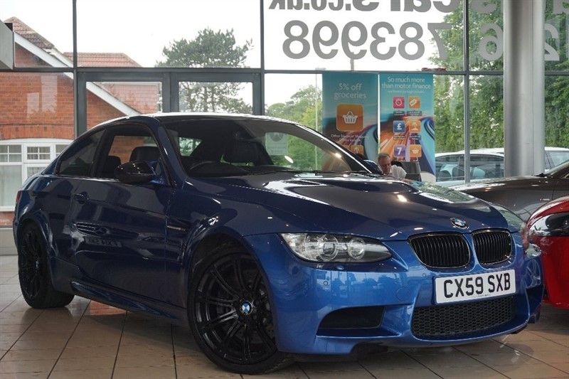 used BMW M3 V8 Monte Carlo Edition M DCT 2dr in basingstoke-hampshire