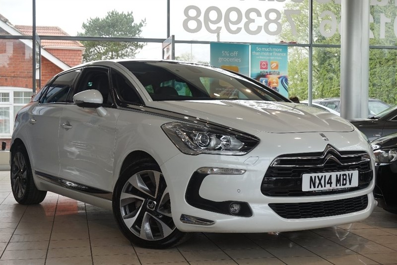 used Citroen DS5 HDi DSport 5dr in basingstoke-hampshire