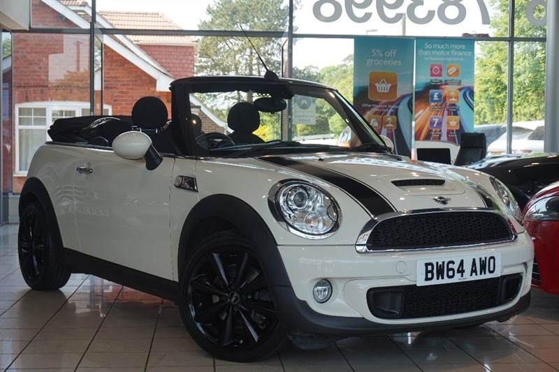 used MINI Convertible Cooper S 2dr in basingstoke-hampshire