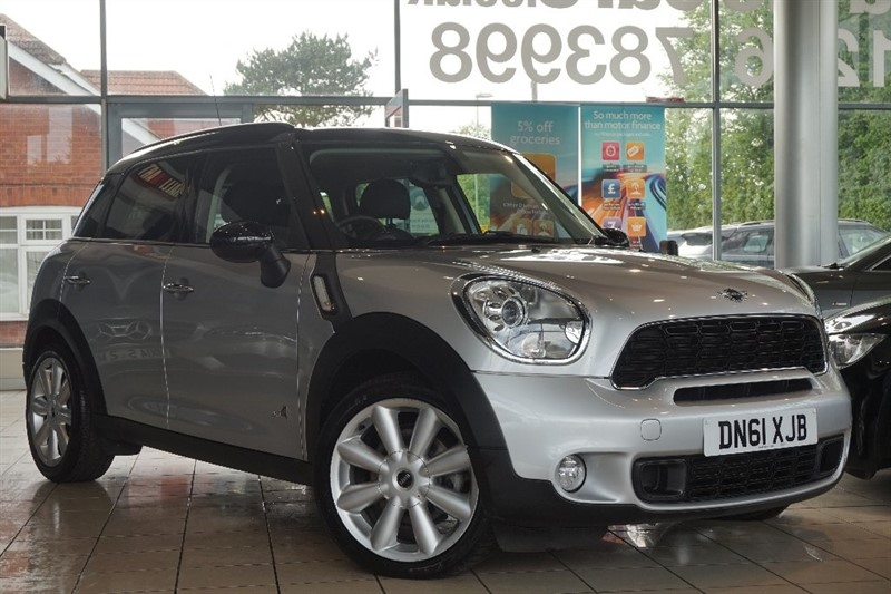 used MINI Countryman Cooper SD ALL4 5dr in basingstoke-hampshire