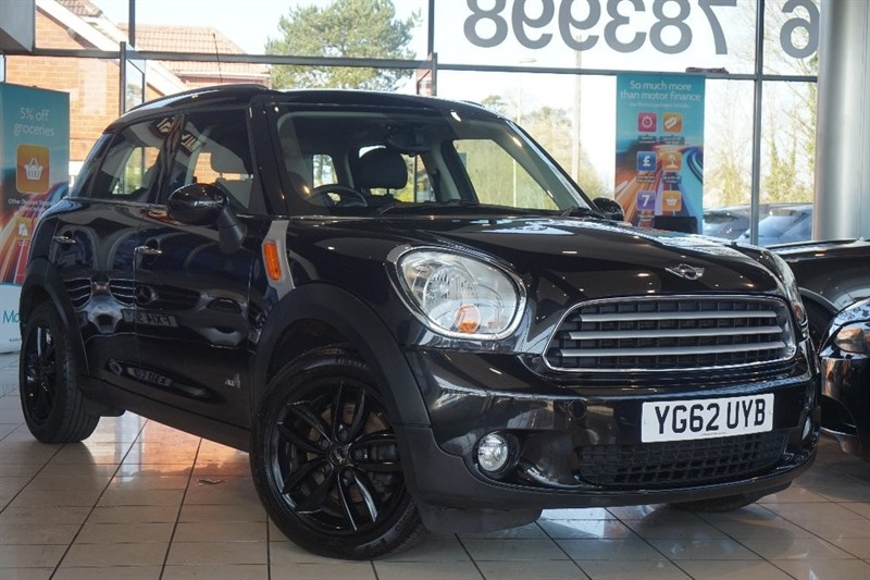 used MINI Countryman Cooper D (Chili) ALL4 5dr in basingstoke-hampshire