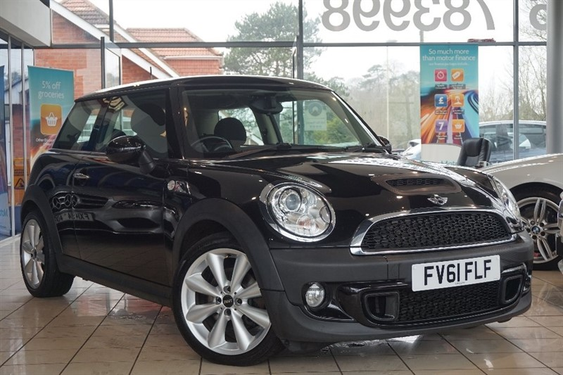 used MINI Hatch Cooper SD 3dr in basingstoke-hampshire