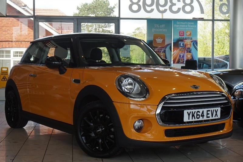 used MINI Hatch Cooper D (s/s) 3dr in basingstoke-hampshire