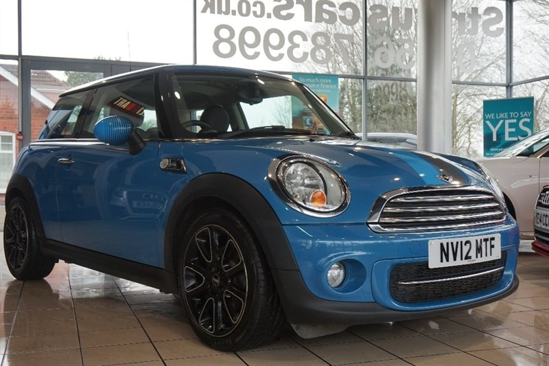 used MINI Hatch Cooper D Bayswater 3dr in basingstoke-hampshire