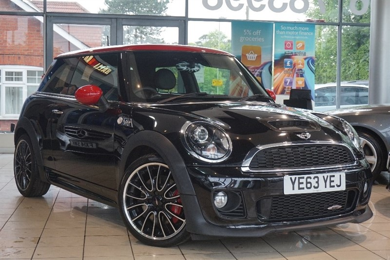 used MINI Hatch John Cooper Works 3dr in basingstoke-hampshire