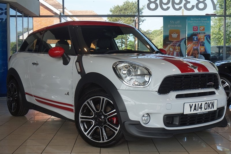 used MINI Paceman John Cooper Works ALL4 3dr in basingstoke-hampshire