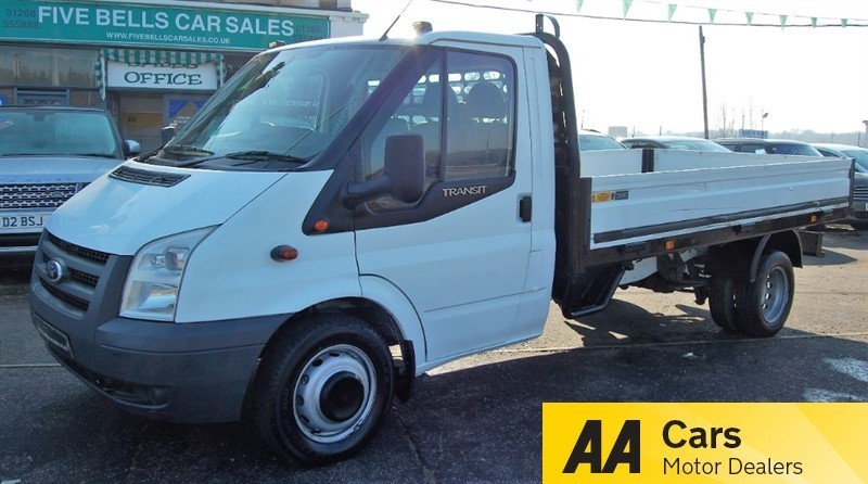 ac39ca2085 Used White Ford Transit for Sale