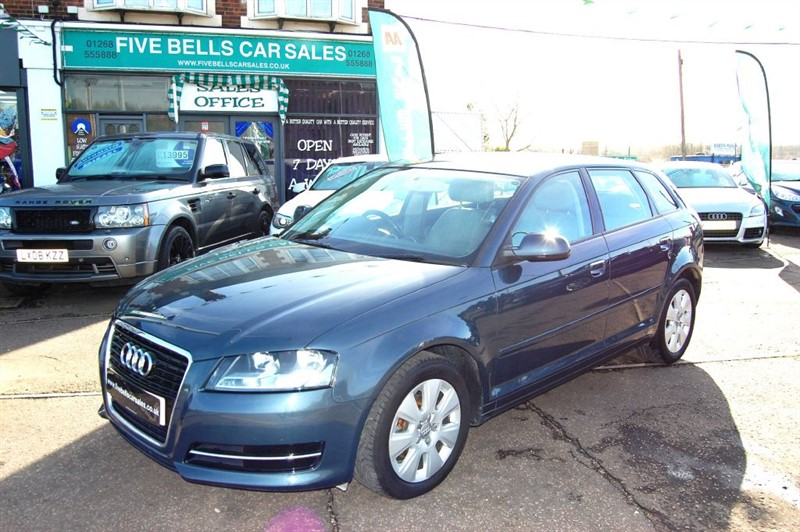 used Audi A3 TFSI in stanford-le-hope-essex