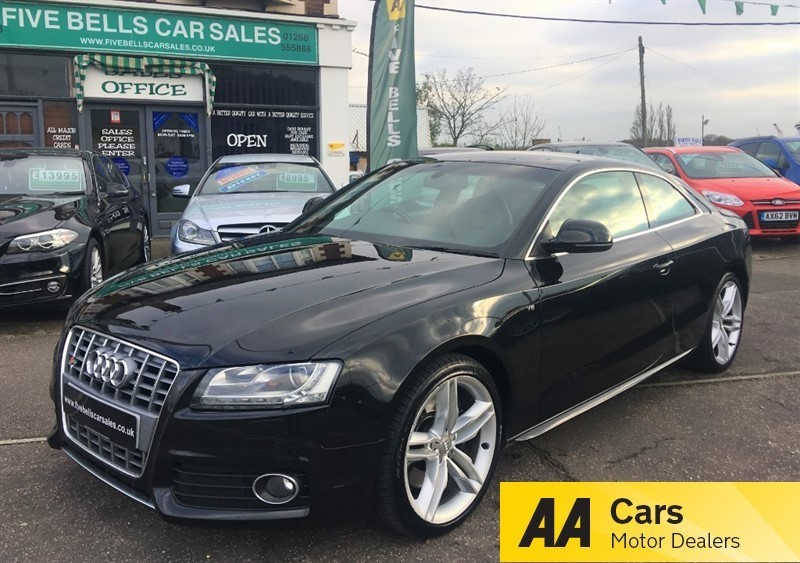 used Audi S5 S5 FSI QUATTRO in stanford-le-hope-essex