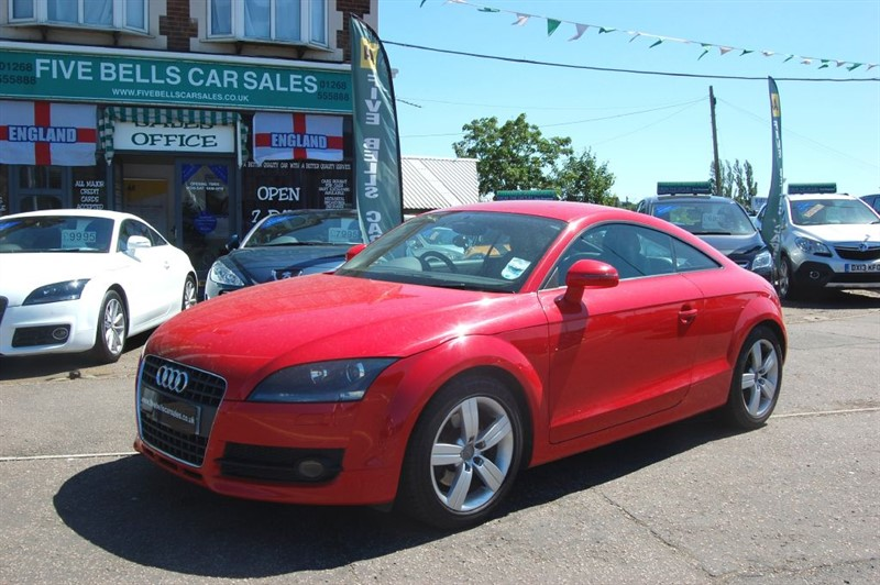 used Audi TT TFSI in stanford-le-hope-essex