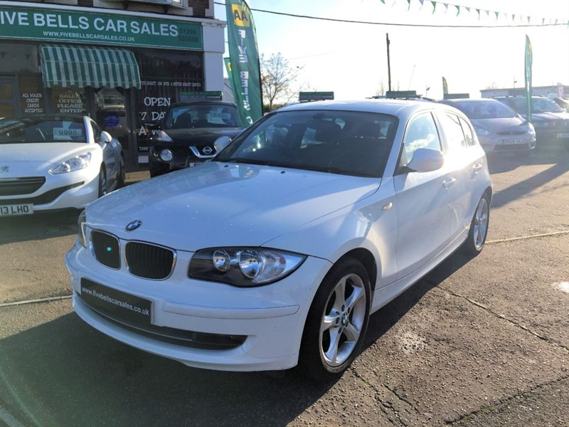 used BMW 116i SPORT in stanford-le-hope-essex