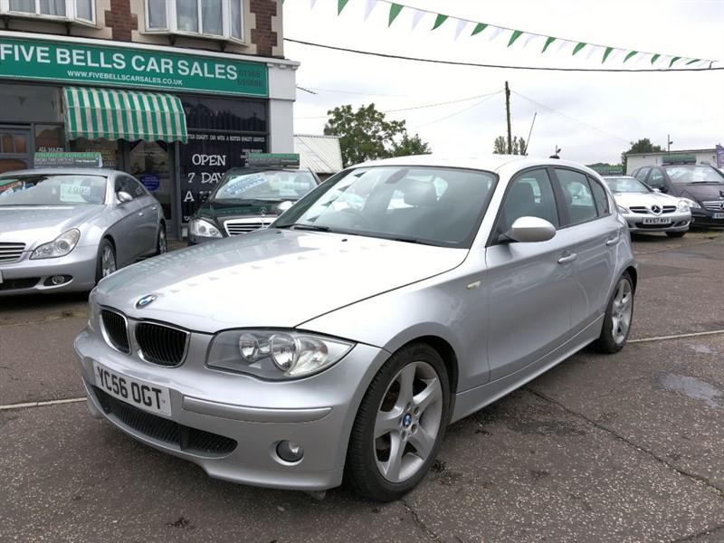 used BMW 118d SPORT in stanford-le-hope-essex