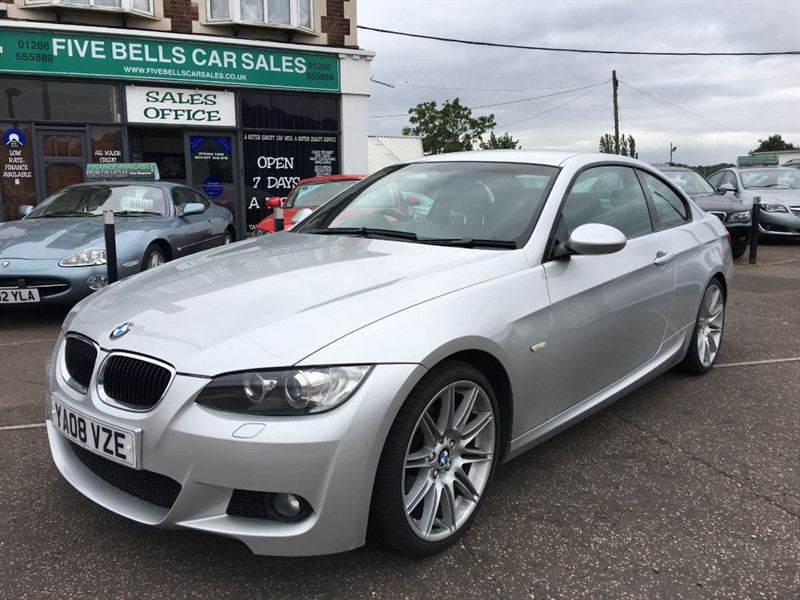 used BMW 320i M SPORT in stanford-le-hope-essex