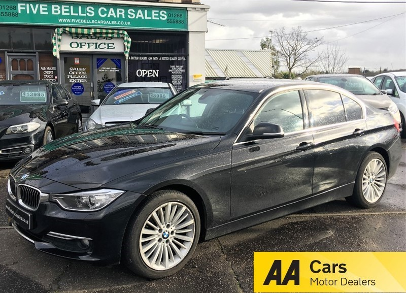 used BMW 320d XDRIVE LUXURY in stanford-le-hope-essex