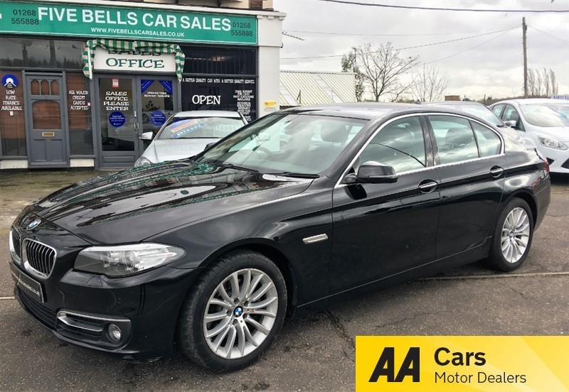 used BMW 520d LUXURY in stanford-le-hope-essex