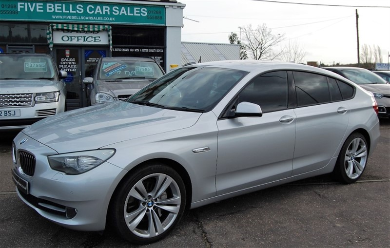 used BMW 530d SE GRAN TURISMO in stanford-le-hope-essex