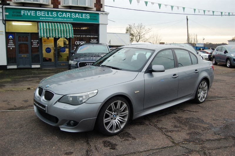 used BMW 530d M SPORT in stanford-le-hope-essex