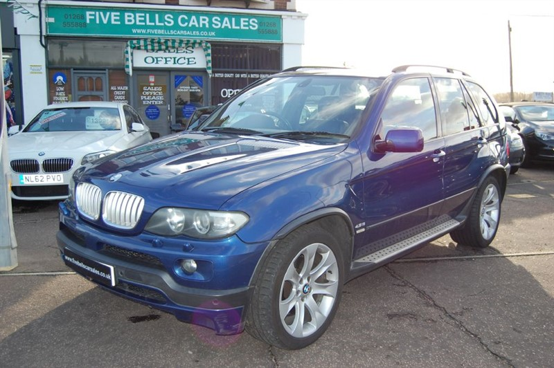 used BMW X5 IS in stanford-le-hope-essex