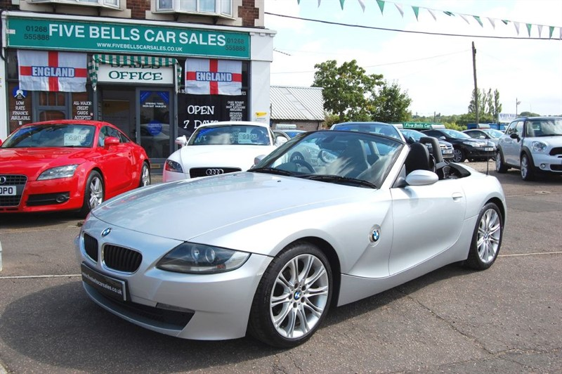 used BMW Z4 SPORT ROADSTER in stanford-le-hope-essex