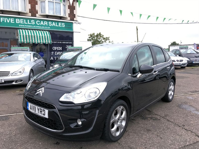 used Citroen C3 CONNEXION HDI in stanford-le-hope-essex