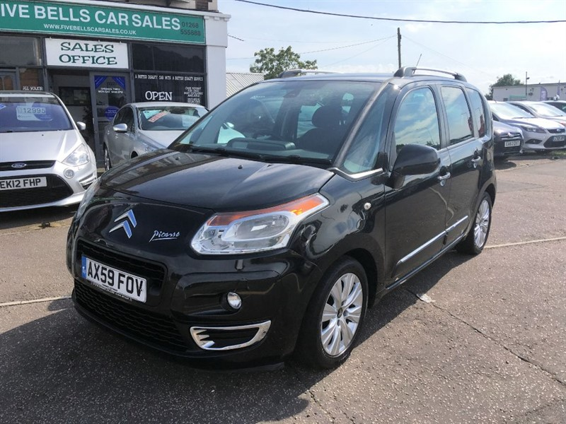 used Citroen C3 Picasso EXCLUSIVE HDI in stanford-le-hope-essex