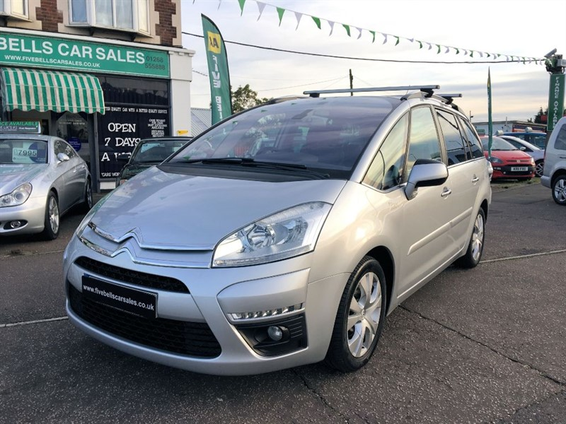 used Citroen C4 Picasso GRAND EXCLUSIVE HDI EGS in stanford-le-hope-essex