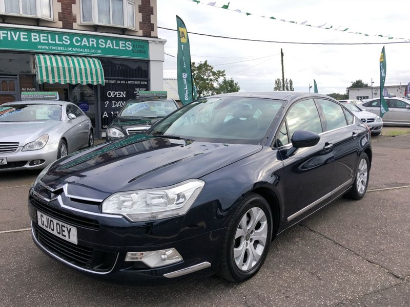 used Citroen C5 EXCLUSIVE HDI in stanford-le-hope-essex
