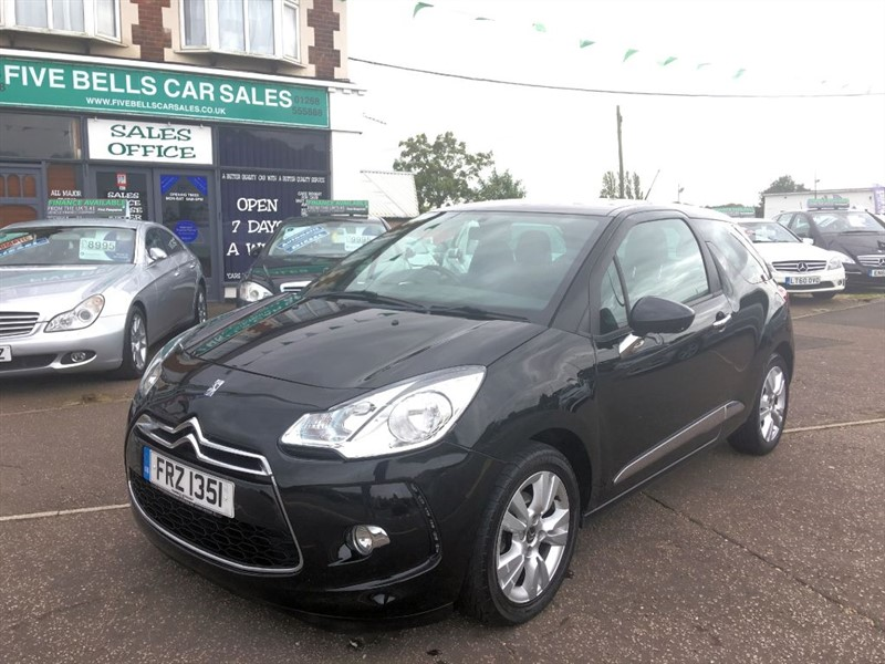used Citroen DS3 DStyle Auto in stanford-le-hope-essex