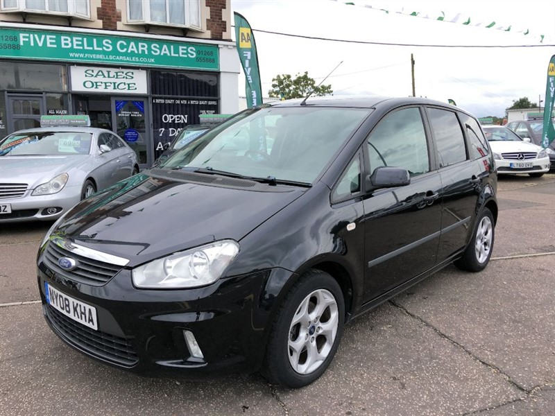 used Ford C-Max ZETEC in stanford-le-hope-essex